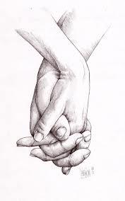 Dibujos De Manos Entrelazadas De Amor A Lapiz Imagui